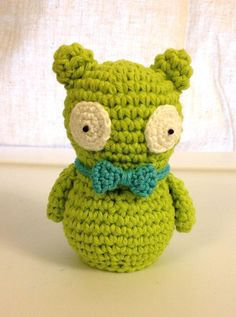 My own little Kuchi Kopi from Bob's Burgers! Once again this is a case of not being able to find an existing pattern for something I...