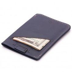 Bellroy Slimmest Bleu Card Sleeve  www.garagea.com