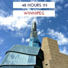 Planning a trip to Winnipeg, Manitoba? Here is the best or weekend guide with tips for things to do, where to eat, and more. Visit Canada, Places To Travel, Places To See, Round The World Trip, Canadian Travel, Travel Posters, Adventure Travel, The Best, Vacation