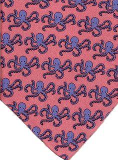 Octopus necktie: http://www.oceanofferings.com/octopusnecktie.html