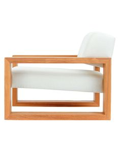Softblock Le Blanc Chair by Softblock Le Blanc by James DeWulf at Gilt