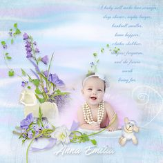 Page by Atusia using Tenderness by LCD