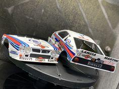 Martini Racing, Scale Models, Diorama, Rally, Vehicles, Cars, Miniatures, Dioramas, Vehicle