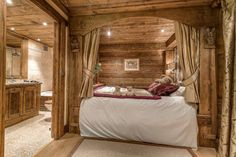Luxury Chalet Chopine, Meribel, France, Luxury Ski Chalets, Ultimate Luxury…