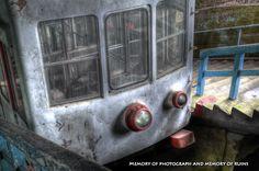 廃墟 廃線 屋島ケーブルカー