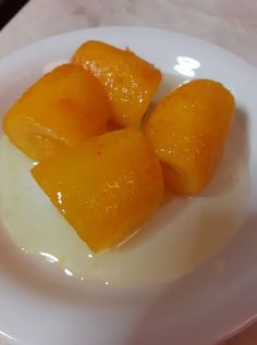 Cookbook Recipes, Cooking Recipes, Preserves, Cantaloupe, Pineapple, Sweets, Fruit, Food, Syrup