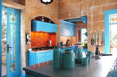 Rhapsody in blue Kitchen Redo, Kitchen Cabinets, Rhapsody In Blue, Townhouse, Maltese, Furniture, Kitchens, Fox, Home Decor
