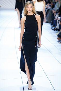 Mugler Fall 2015 Ready-to-Wear Fashion Show - Karlie Kloss (IMG)
