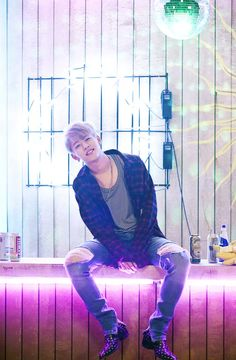 Daehyun @ 'That's My Jam' cuts