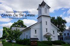 Chapel On the Green – Yorkville, Illinois – Hawkinson Events