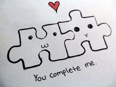 Feliz por estar com você.