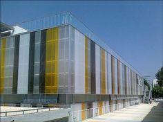 Nuevo panel machihembrado en policarbonato celular PANELPIU 40mm • Noticias • criplast.com