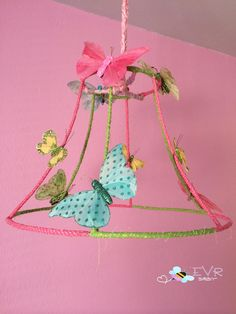 Shabby+Chic+Baby+Mobile+by+EVRbaby+on+Etsy,+$35.00