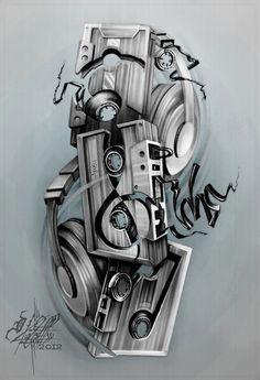 19 Best ideas for music tattoo headphones tat Hip Hop Tattoo, Dj Tattoo, Note Tattoo, Tiny Tattoo, Tattoo Flash, Music Tattoo Designs, Music Tattoos, Body Art Tattoos, Faith Tattoos