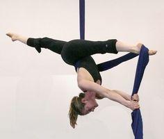 Aerial Silks, Liz Cooper