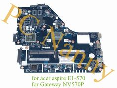 147.00$  Know more - http://aie58.worlditems.win/all/product.php?id=32651631422 - For Acer Aspire E1 570 Intel Laptop Motherboard i3 3217U 1.8GHz 2xDDR3 GMA HD4000 NBMEP11001 Z5WE1 LA-9535P