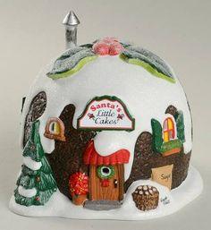 Santa's Little Cakes