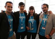 Citrix Synergy 2012 - 44 by Team Podio, via Flickr Project Management, Adidas Jacket, Athletic, Jackets, Fashion, Down Jackets, Moda, Athlete, Fashion Styles