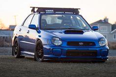 Subaru Impreza Sedan, Subaru Wrx, Corolla Hatchback, Colin Mcrae, Car Mods, Tuner Cars, Wrx Sti, Car Tuning, Roof Rack