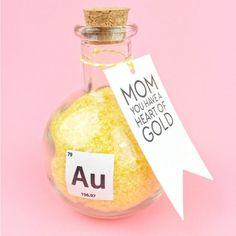 DIY Mothers Day Bath Salts
