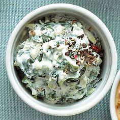 spinach party dip