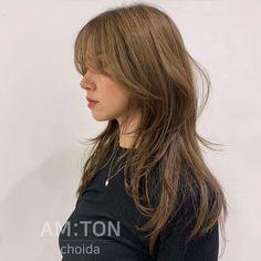 Cut My Hair, Hair Cuts, Haircuts Straight Hair, Medium Hair Styles, Long Hair Styles, Hair Color Streaks, Asian Short Hair, Shot Hair Styles, Long Hair With Bangs