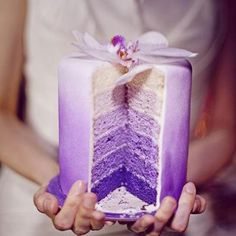 Oooohhh…purple!!