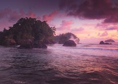 """Manuel Antonio Sunset"" by Colin Gallagher on Flickr"