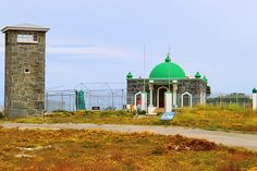 Go to Jail for a Day: Mosque at Robben Island, South Africa. Photo by prasad.om