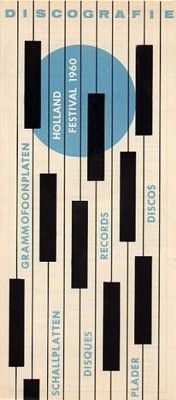 Dick Elffers - Discografie, Holland Festival 1960