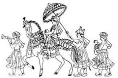 Image result for baraat procession