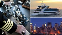 """Sights and Sips"" Cruise @ Hornblower Infinity (New York, NY)  Check this out - could be cheesy, but might be a new way to see the city."