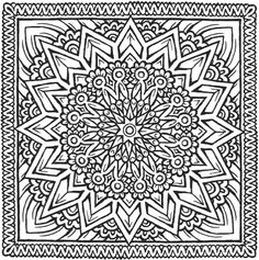 158 best Mandalas images on Pinterest | Coloring pages, Coloring ...