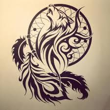 48 Powerful Wolf Tattoo Designs (Tribal, Traditional, & Lone Wolf Tattoos) Before you get a wolf tattoo, you have to know about wolves itself. A wolf is a powerful and intelligent animal that lives in packs and can survive no Lone Wolf Tattoo, Wolf Tattoo Back, Small Wolf Tattoo, Wolf Tattoo Sleeve, Small Tattoos, Sleeve Tattoos, Tattoo Sleeves, Wolf Sleeve, Tribal Sleeve