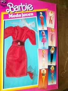 4815 Moda Joven Estilo Barbie Doll Foreign Fashion Imported Spain C 1986 | eBay