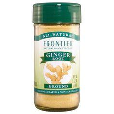 Frontier Herb Ground Jamaica Ginger Root (1x1.52 Oz)