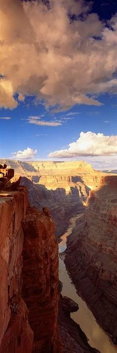 I've been, you have to GO! Toroweap Point, Grand Canyon Arizona