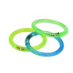 Crystal Acrylic Flash Bracelet Party Luminous Hand Light Ring Children Toys Dec21