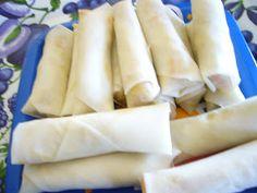 homemade egg rolls recipe | Little Birdie Secrets