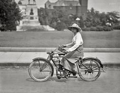 Washington D. C., c. 1918