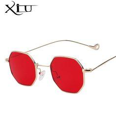 XIU Multi Shades Steampunk Men Sunglasses Retro Vintage Brand Designer  Sunglasses Women Fashion Summer Glasses UV400 47d48cc821b7b