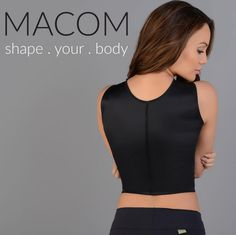 Shape your body with MACOM shapewear garments. A full range of products, from pants to body suits. More info on our website, check profile for link. #MACOMMedical #compressiongarments #shapewear #shapeyourbody #body #beauty #curvy #hotbody