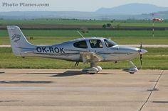 Cirrus SR-22 GTS G3 - OK-ROK