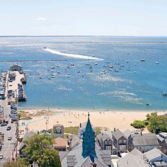 5. Provincetown, Massachusetts. Coastalliving.com
