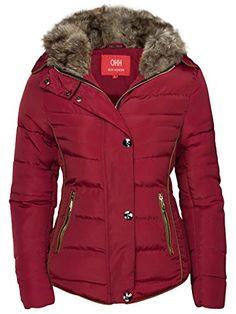OHH Fashion – Blouson – Femme rouge bordeaux XL: Cet article OHH Fashion – Blouson – Femme rouge bordeaux XL est apparu en premier sur…