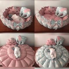 New ideas crochet baby mobile diy inspiration Baby Bedroom, Baby Room Decor, Kids Bedroom, Bedroom Ideas, Quilt Baby, Diy Bebe, Baby Sewing Projects, Baby Crafts, Kids And Parenting
