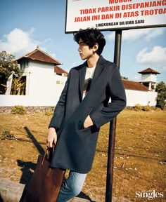 Bang Sung Joon - Singles Magazine October Issue '16