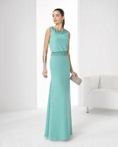 Modelos de vestidos para madrina de boda