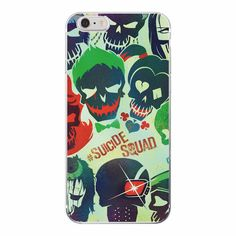Aliexpress.com : Buy Suicide Squad Harley Quinn Jared Leto Joker Comics Panda Soft Phone Case For Samsung Galaxy J5 A3 A5 S5 S6 S7 edge from Reliable case for nokia n8 suppliers on World Design Phone Accessories