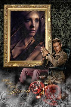 The Vampire Diaries | Caroline & Klaus